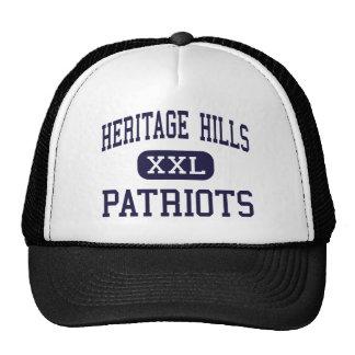 Heritage Hills - Patriots - High - Lincoln City Trucker Hats