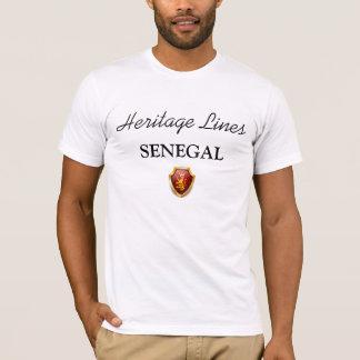 Heritage Lines T-Shirt SENEGAL Sublime