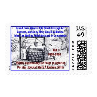 heritage_month_2, Grand Prize Winner, PAJ Polis... Stamp