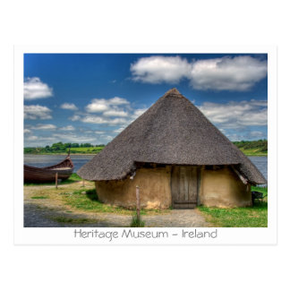 Heritage Museum - Ireland Postcard