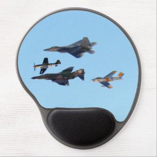Heritage Pass - Mustang,Raptor,Sabre,Phantom Gel Mouse Pad