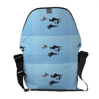 Heritage Pass - Mustang,Raptor,Sabre,Phantom Courier Bags