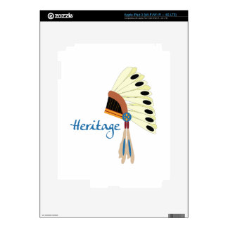 Heritage Skins For iPad 3