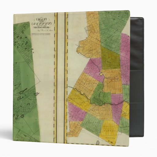 Herkimer County 3 Ring Binders