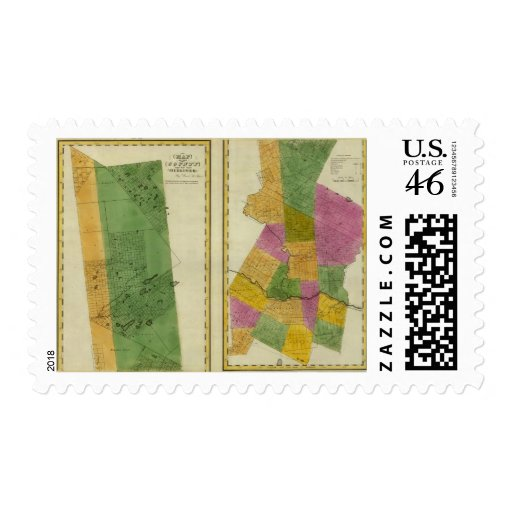 Herkimer County Postage Stamp