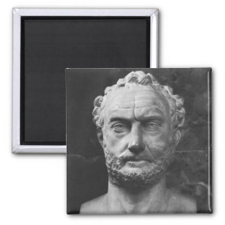 Herm of a man, said to be Thucydides Magnets