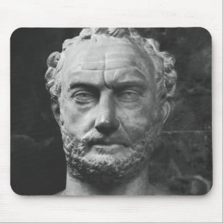 Herm of a man, said to be Thucydides Mouse Pad