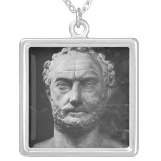Herm of a man, said to be Thucydides Pendant