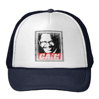 HERMAIN CAIN INK BLOCK.png Mesh Hats
