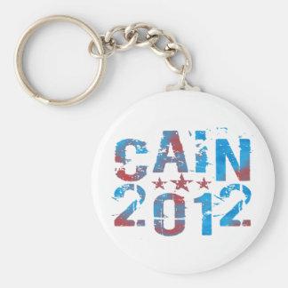 Herman Cain 2012 Basic Round Button Keychain