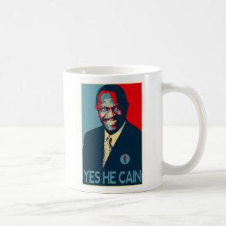 Herman Cain 2012 Coffee Mug