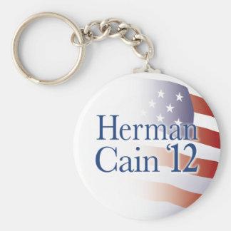 Herman Cain 2012 Key Chain