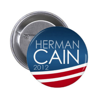 Herman Caín 2012 Pins