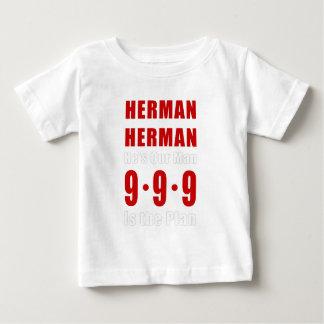 Herman Cain 999 Plan Baby T-Shirt
