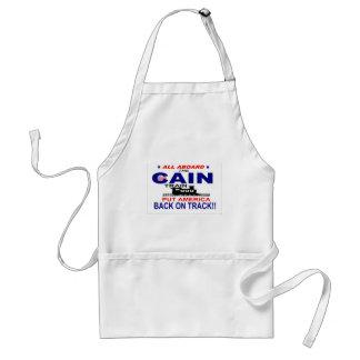 Herman Cain Adult Apron