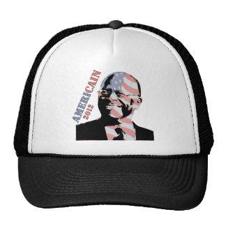 Herman Cain AmeriCain 2012 Mesh Hat