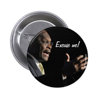 Herman Cain Button