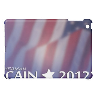 Herman Cain for President 2012 iPad Shell Case Case For The iPad Mini