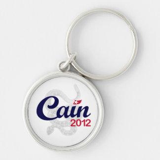 "Herman Cain for President 2012 ""Spirit DTOM"" Keych Keychain"