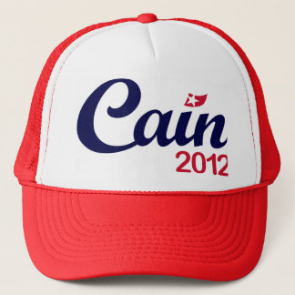 "Herman Cain for President 2012 ""Spirit"" Hat"