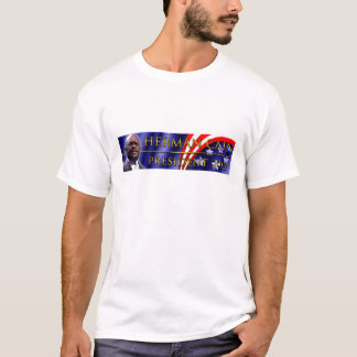 Herman Cain for President 2012 T-Shirt