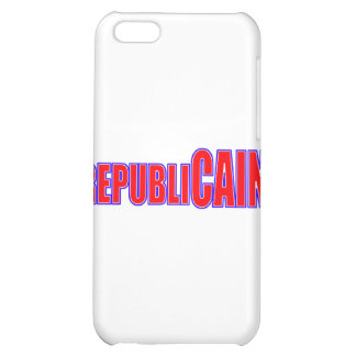 Herman Cain For President Cover For iPhone 5C