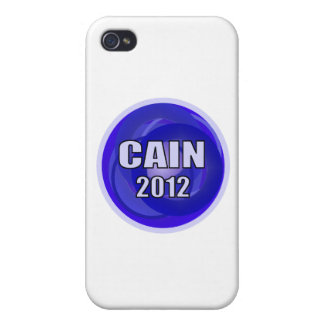 Herman Cain For President iPhone 4/4S Covers