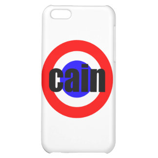 Herman Cain For President iPhone 5C Cases