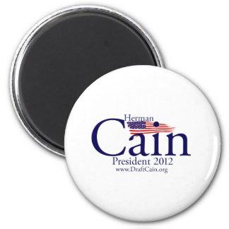 Herman Cain for President Refrigerator Magnet