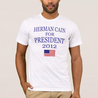 Herman Cain for President T-Shirt