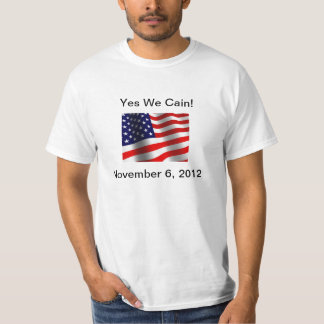 Herman Cain For President T-Shirt