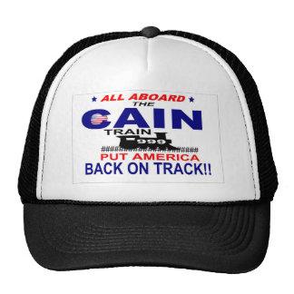 Herman Cain Hats