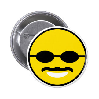 Herman Caín para el botón del presidente 2012 smil Pins