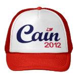 Herman Caín para el gorra del presidente 2012
