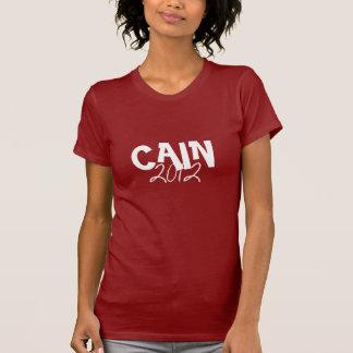 Herman Caín para el presidente en 2012 Camisetas