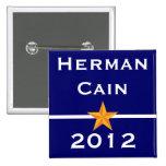 Herman Caín para el presidente Pin
