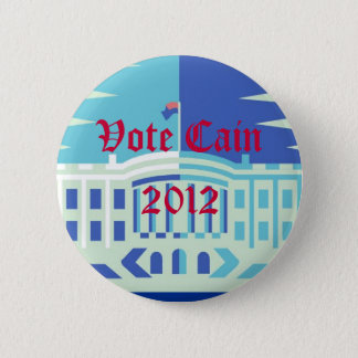 Herman Cain Pinback Button