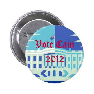 Herman Cain Pinback Button