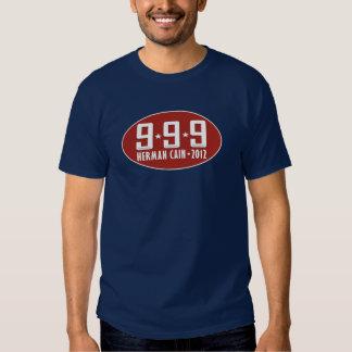 Herman Caín - plan de impuestos 999 Camisas
