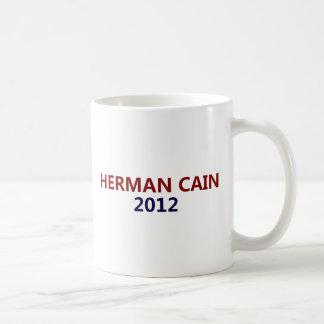 Herman Cain President 2012 Coffee Mug