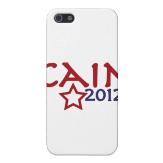 Herman Cain President 2012 Cover For iPhone 5