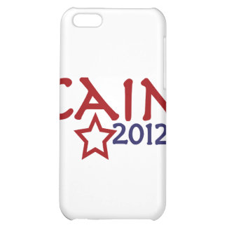 Herman Cain President 2012 iPhone 5C Covers