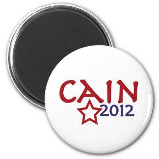 Herman Cain President 2012 Magnet