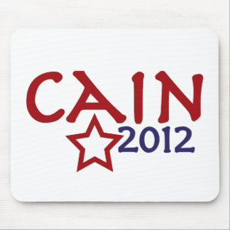 Herman Cain President 2012 Mouse Pad