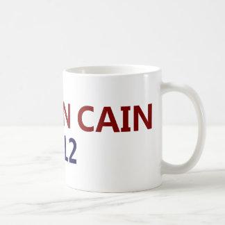 Herman Cain President 2012 Classic White Coffee Mug