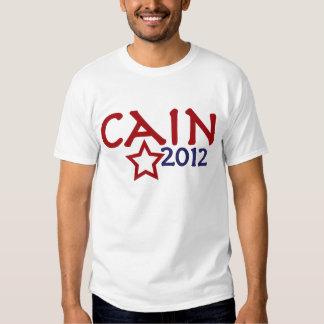 Herman Cain President 2012 Shirt