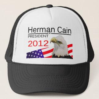 Herman Cain - President 2012 Trucker Hat