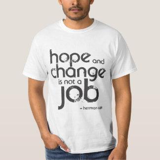 Herman Cain quote Shirt