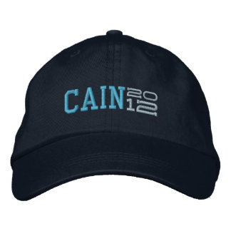 Herman Cain Twenty Twelve 2012 Cap