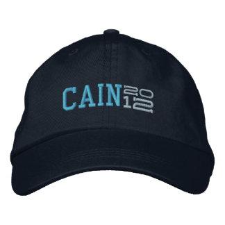 Herman Cain Twenty Twelve 2012 Embroidered Baseball Hat